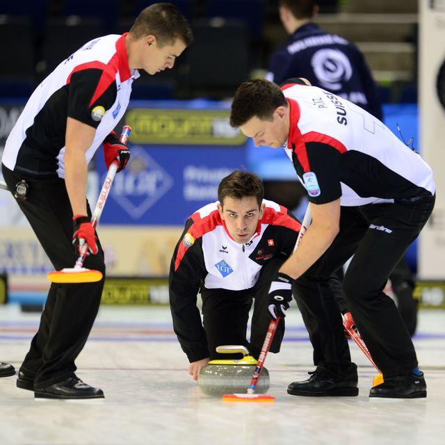 Peter De Cruz et ses coéquipiers ont été chercher la médaille de bronze en Ecosse. [EQ]