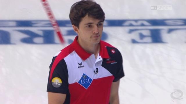 Petite finale, Suisse-Russie (8-6) : les Suisses décrochent la médaille de bronze [RTS]
