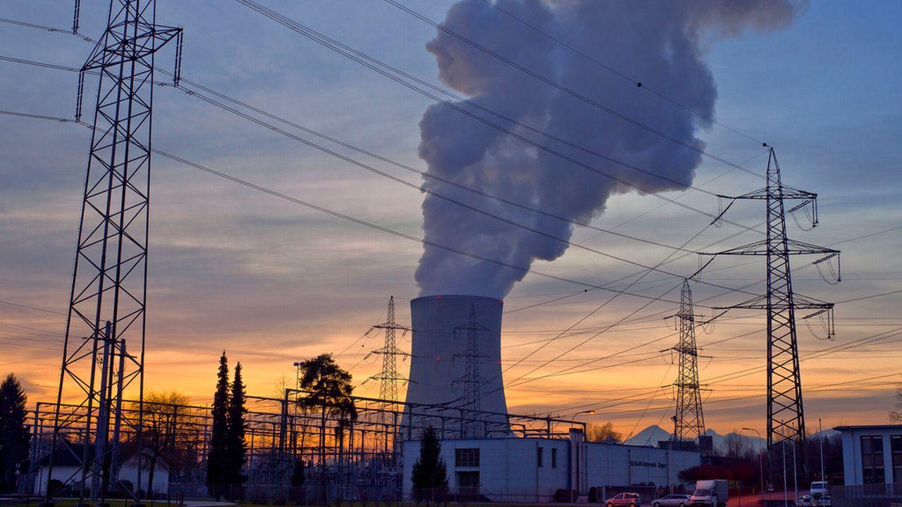 """initiative """"Pour la sortie programmée de l'énergie nucléaire""""  [Martin Ruetschi - Keystone]"""