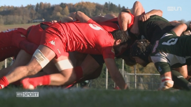 Le rugby suisse est sur la bonne voie [RTS]