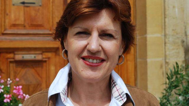 Annie Genevard, Madame la maire de Morteau [Gaël Klein - RTS]