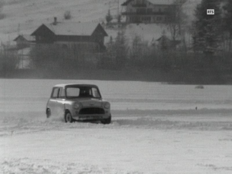 L'hiver, les lacs