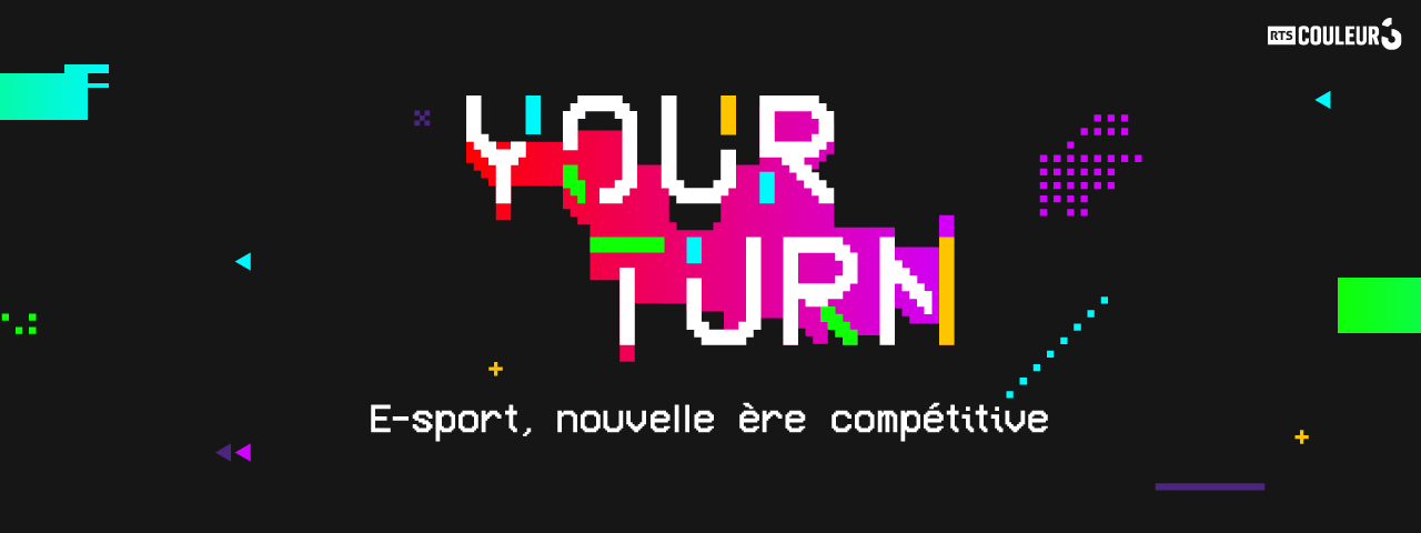 "Web-série ""Your Turn""."