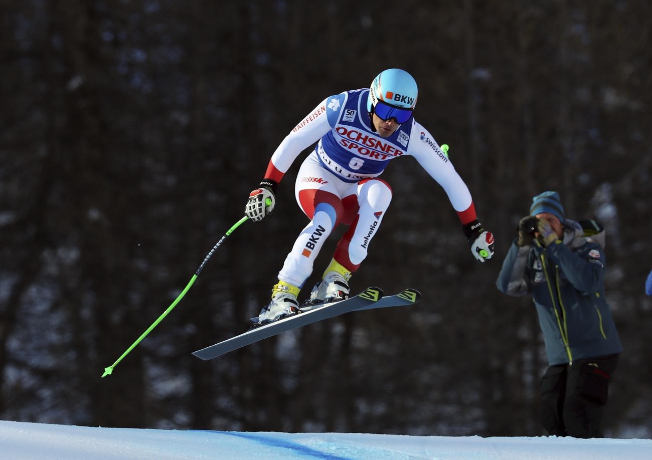 Janka au pied du podium à Val d'Isère, Jansrud s'impose — Ski