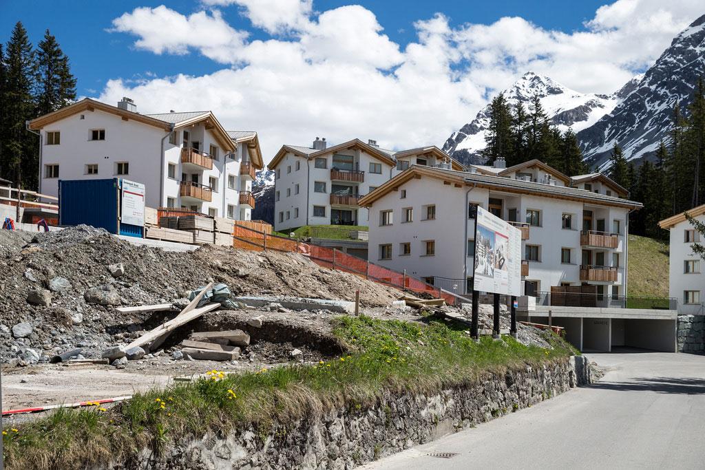 les 20 de r sidences secondaires franchis par 70 nouvelles communes suisse. Black Bedroom Furniture Sets. Home Design Ideas