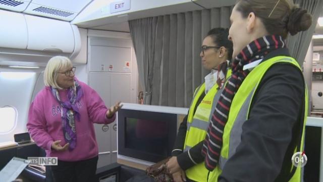 Minimag: la phobie de l'avion est une des peurs les plus répandues [RTS]
