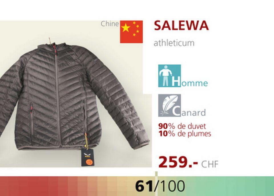 SALEWA. [RTS]