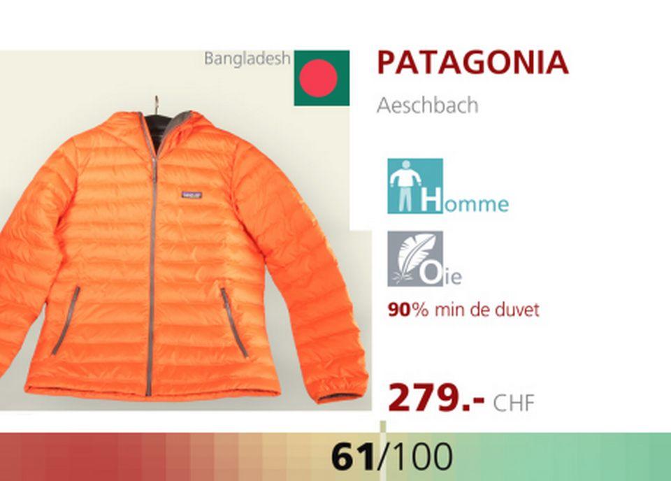 PATAGONIA. [RTS]