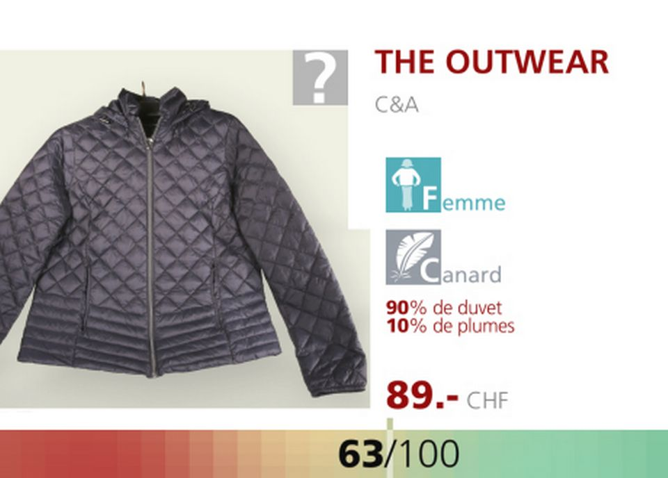 THE OUTWEAR. [RTS]