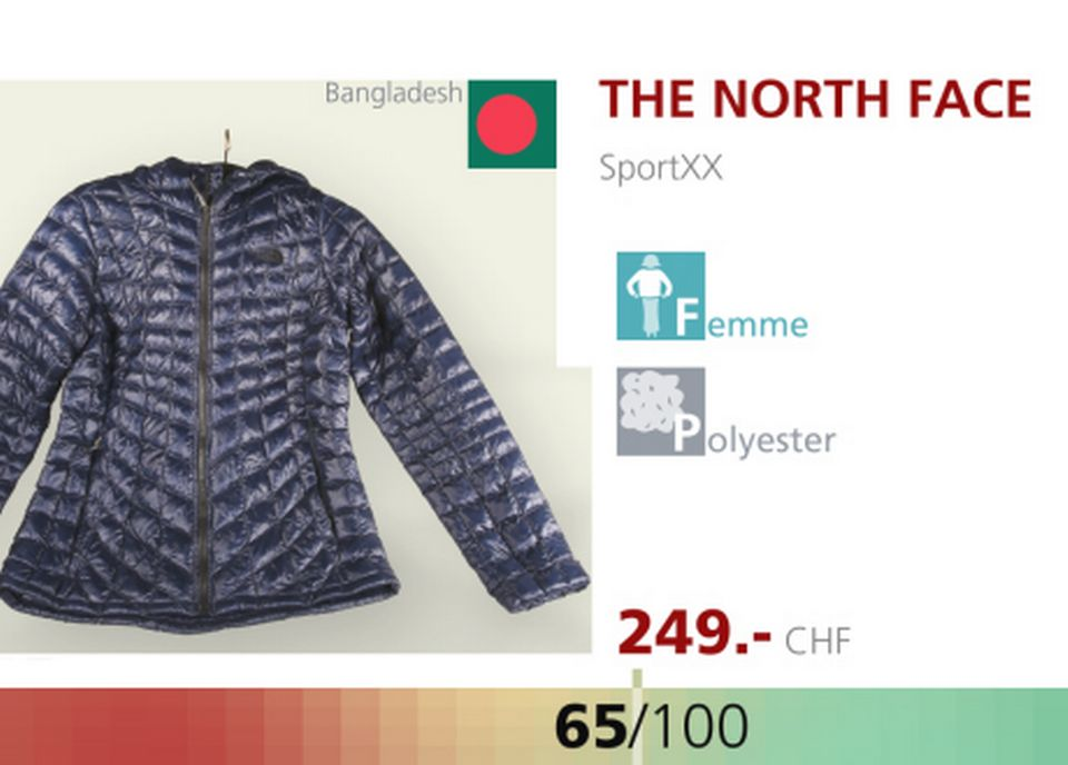 THE NORTH FACE. [RTS]