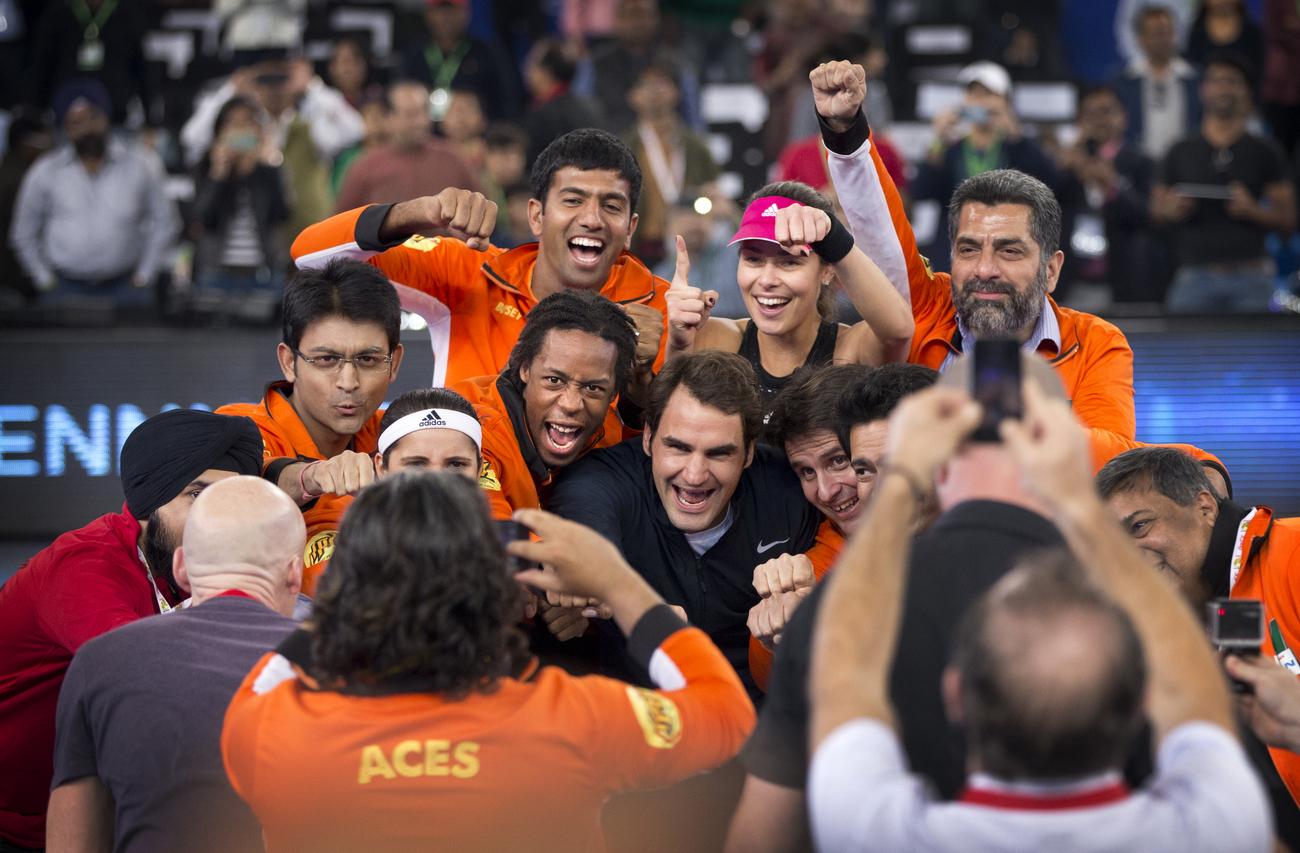 S.Williams et Federer renoncent — IPTL