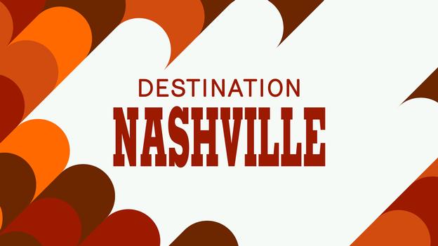 Destination Nashville - Alan Jackson