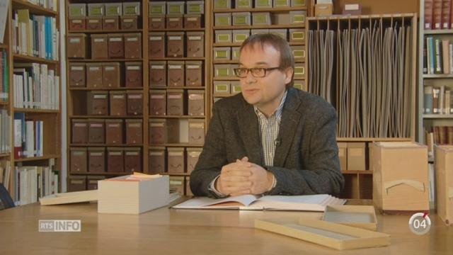 Minimag: les patois romands sont étudiés à l'Université de Neuchâtel [RTS]