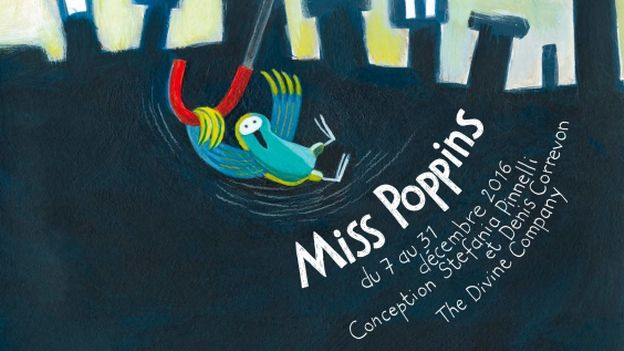 "Théâtre: ""Miss Poppins"""