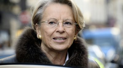 Michèle Alliot-Marie. [Bertrand Gay - AFP]