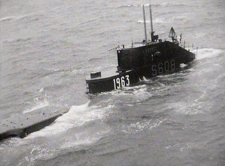 Voeux sous-marin