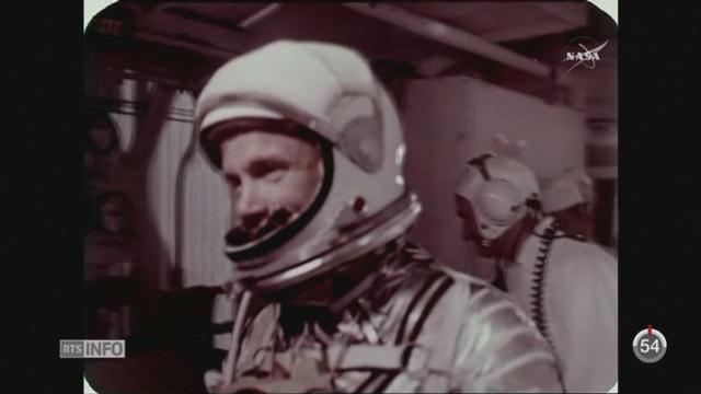 L'astronaute John Glenn est mort à l'âge de 95 ans [RTS]