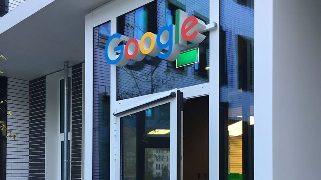 Bienvenue chez Google à Munich! [Didier Bonvin - RTS]