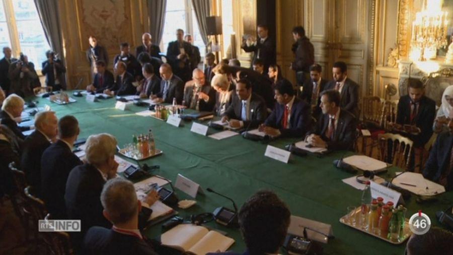 Les pays arabes et occidentaux se réunissent à Paris pour trouver une solution à la situation syrienne