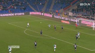 Football - Super League (18e j.): Bâle – Saint-Gall (1-0) [RTS]