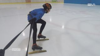 Mag: trois jeunes Suisses rêvent de participer aux Jeux Olympiques de la Jeunesse [RTS]