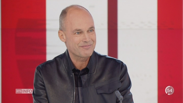 L'interview de Bertrand Piccard (2-2) [RTS]