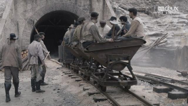 Tunnel du Gothard - Le chantier du siècle [RTS]