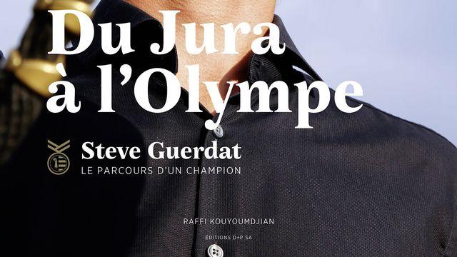 """La couverture du livre """"Du Jura à l'Olympe"""" de Raffi Kouyoumdjian. [Editions D+P]"""