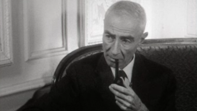 Robert Oppenheimer [RTS]