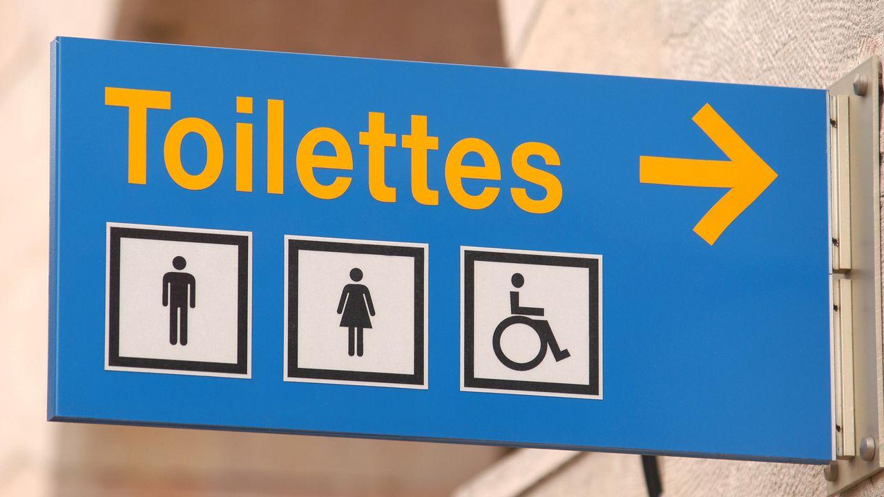 Le classique panneau des toilettes va-t-il bientôt changer? (image d'illustration). [Alain Le Bot / Photononstop - afp]