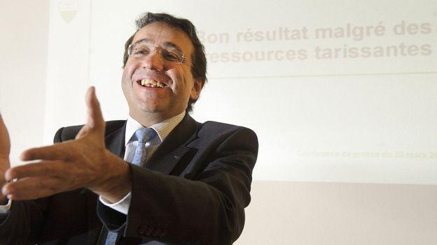 """Comme Pascal Broulis, Paris veut vendre l'image de """"l'impôt heureux"""""""