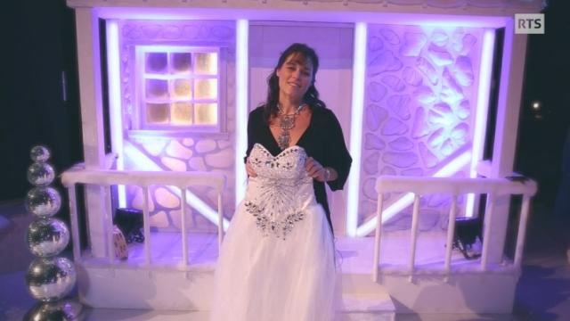 Coeur à coeur: Sonia Grimm et son lot [RTS]
