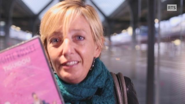 Coeur à coeur: Brigitte Rosset et son lot [RTS]