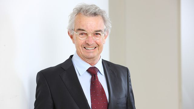 Le professeur de droit Andreas Auer. [Umbricht Rechtsanwälte]