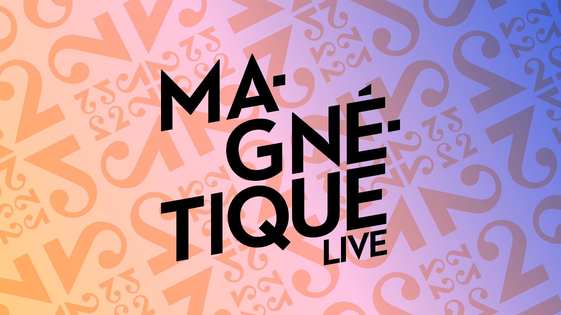 Logo Magnétique [RTS]