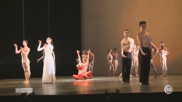 Le Béjart Ballet rend hommage au chorégraphe Maurice Béjart avec un spectacle inédit [RTS]