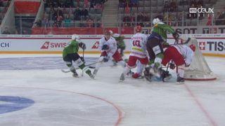 Suisse - Bélarus (1-0): Sciaroni ouvre le score pour la Nati ! [RTS]