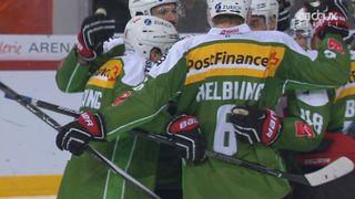 Suisse - Bélarus (3-1): Geering permet à la Suisse de prendre de l'avance [RTS]