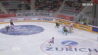 Hockey - Tournoi des 4 nations: Suisse - Bélarus (6 - 1) [RTS]