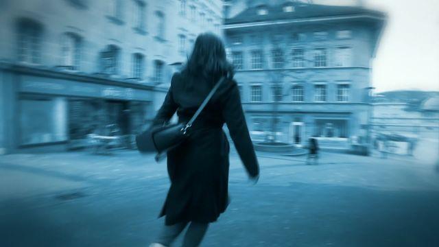 Le harcèlement de rue. [RTS]