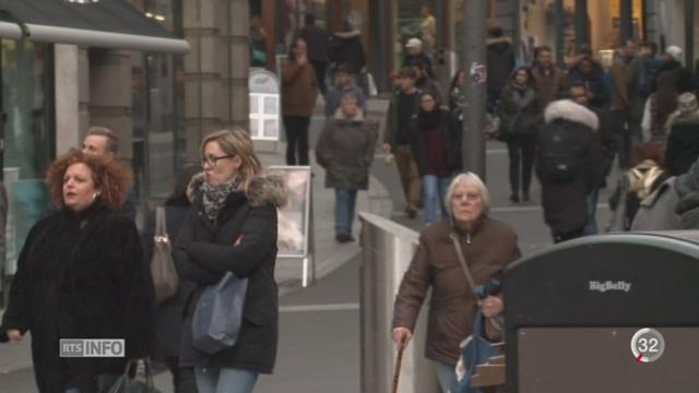 En 2016, 72% des femmes ont subi du harcèlement de rue à Lausanne [RTS]