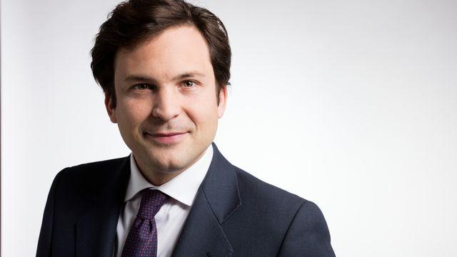 Guillaume Barazzone (PDC/GE), conseiller administratif de la Ville de Genève et conseiller national. [Gaëtan Bally - Keystone]