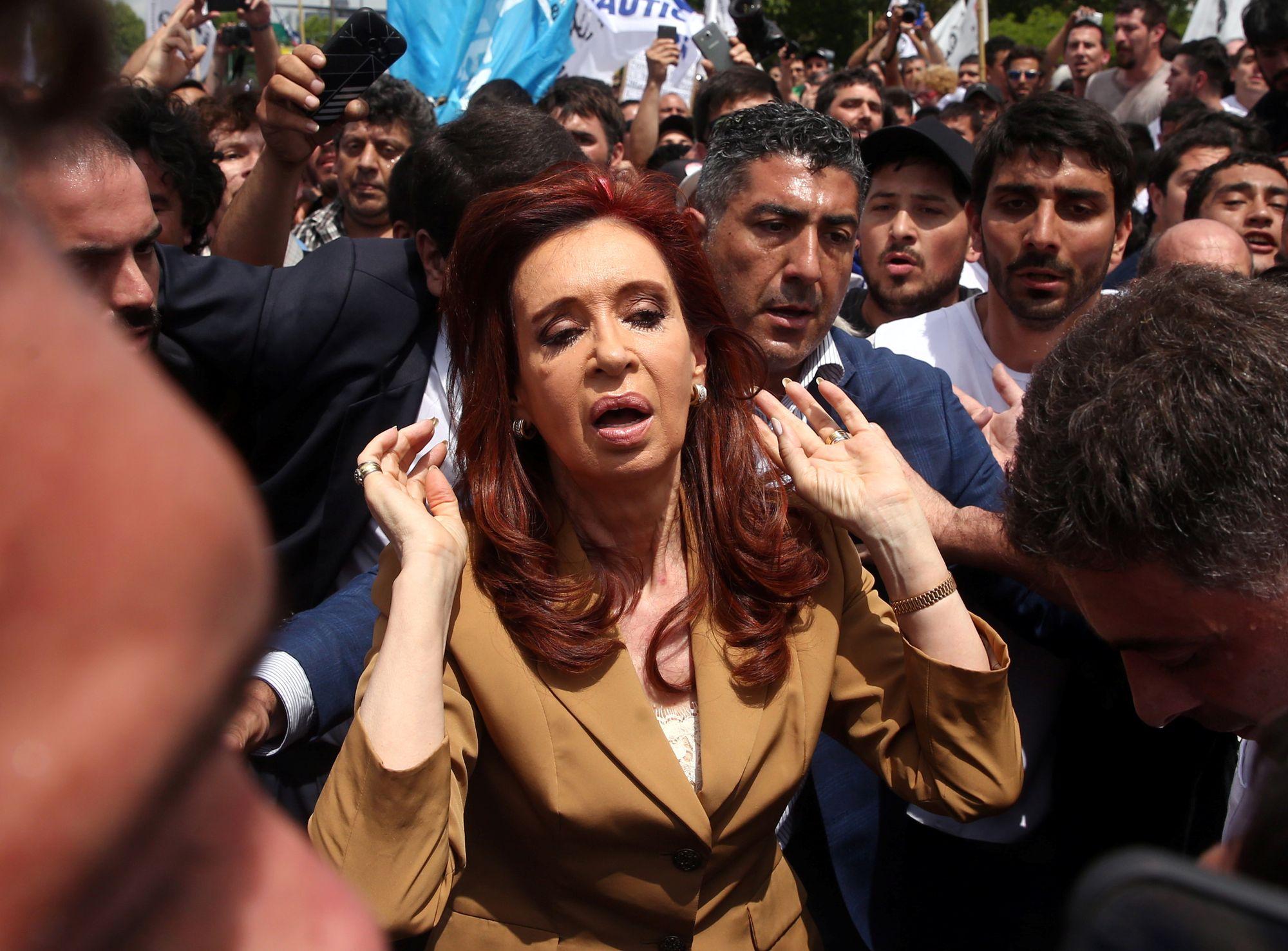 Cristina Kirchner inculpée dans une affaire de corruption