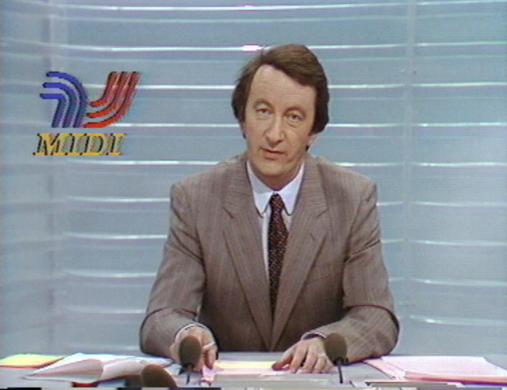 TJ-Midi: intégrale du 4.01.1987