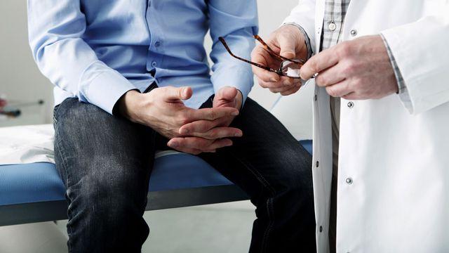 Le cancer de la prostate est de plus en plus fréquent. [B. Boissonnet - BSIP ]