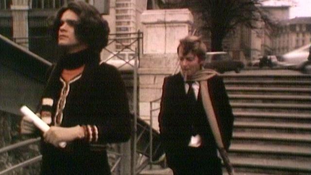 Jean-Charles Simon et Patrick Lapp réinventent l'amour. [RTS]
