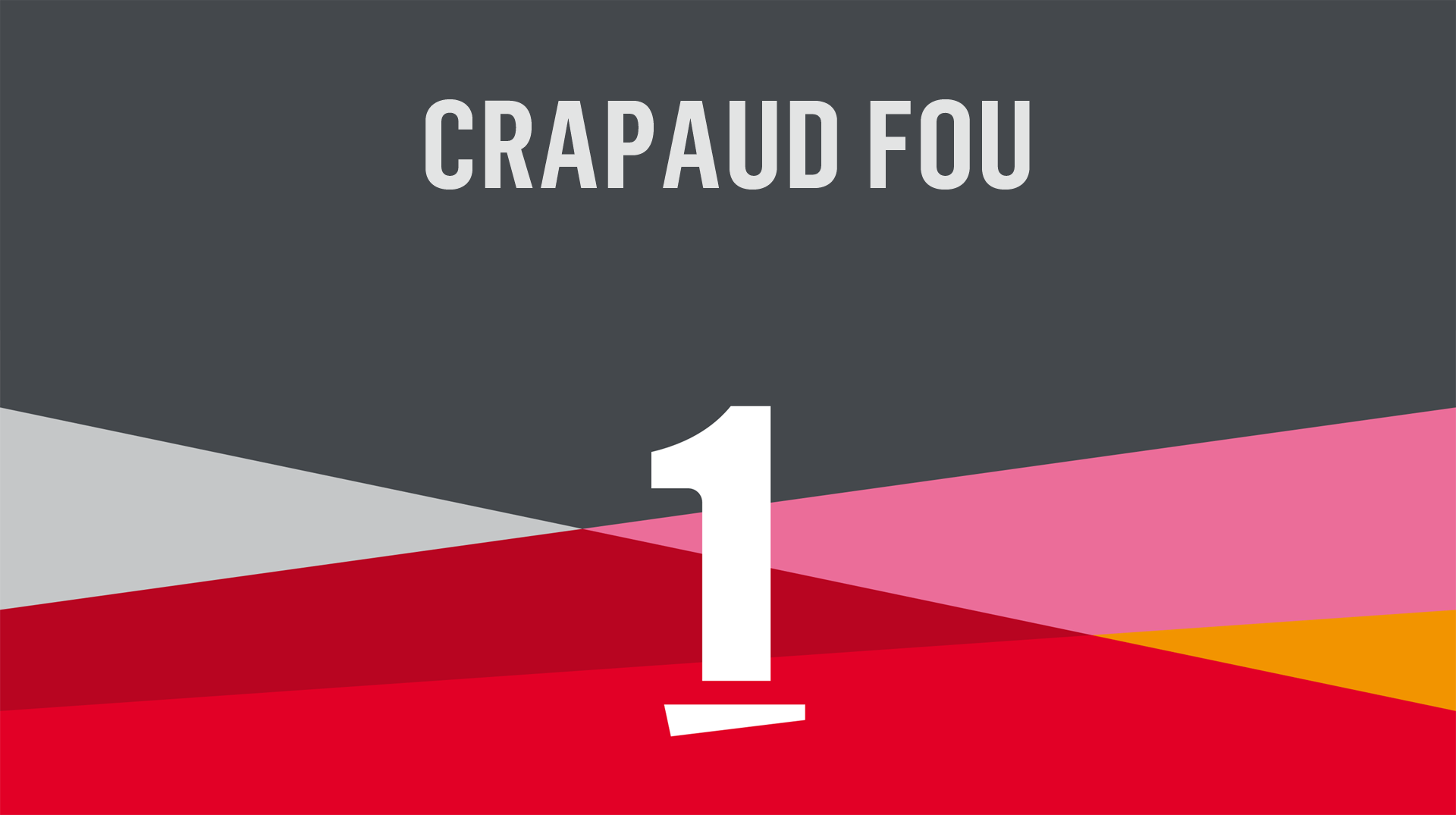 Logo Crapaud fou [RTS]
