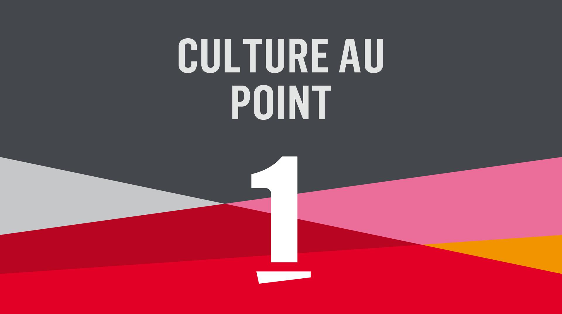 Logo Culture au point [RTS]