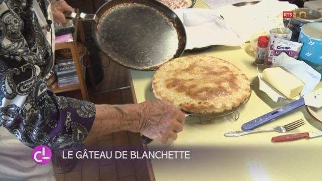 VD: le gâteau du Vully fait la renommée de la région [RTS]
