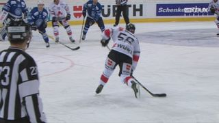 HK Dinamo Minsk (RUS) - Team Canada (CAN) (0-2): 2e But pour le Team Canada sur cette réussite de Chris Di Domenico [RTS]